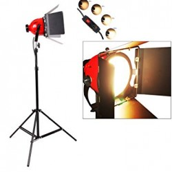 800w Red Head Continuous Video Lighting