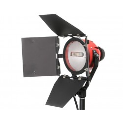 800w Red Head Continuous Video Lighting With Light Stands Kit