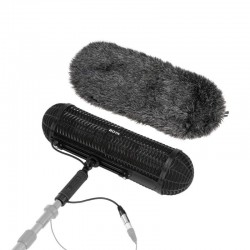BOYA BY-WS1000 Professional Microphone Blimp with Windshield Fur