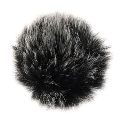 Lavalier Mic Wind Muff for 1.5m Lav Mic (10mm dead cat)
