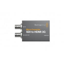 Blackmagic Design SDI to HDMI 3G Micro Converter (with no power supply)