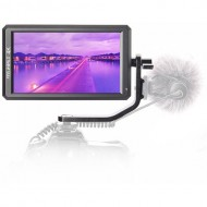 Feelworld F6 5.7inch Full HD On-Camera Monitor with 4K HDMI Support and Tilt Arm
