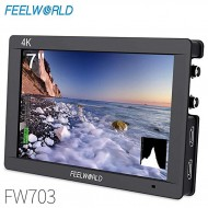 Feelworld FW703 7 inch Camera Field Monitor with HDMI and SDI