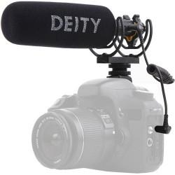 Deity V-Mic D3 Pro Unidirectional Camera-Mount Shotgun Microphone