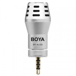 BOYA BY-A100 Omni Directional Microphone for Smartphones