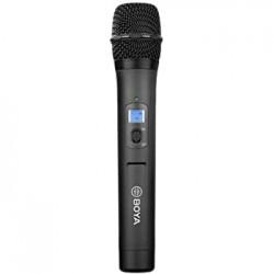 BOYA by-WHM8 Pro 48-Channel UHF Wireless Handheld Cardioid Microphone Transmitter