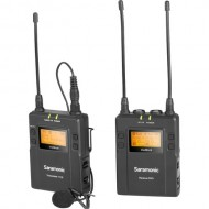 Saramonic UwMic9 Single Unit Wireless Omni Lavalier Microphone System