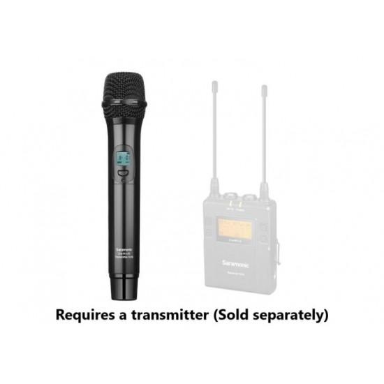 Saramonic UwMic9 HU9 Wireless Handheld Microphone Transmitter (UHF) for UWMIC9 RX9 Receiver