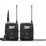Sennheiser EW 112P G4 Camera-Mount Wireless Omni Lavalier Microphone System (G: 566 to 608 MHz)