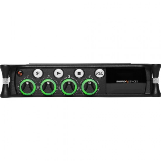 Sound Devices MixPre-6 II 6 Channel Field Recorder