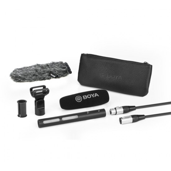 BOYA BY-BM 6040 Short Condenser Shotgun Microphone