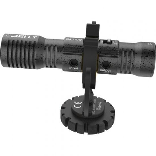 Deity V-Mic D4 DUO Video Microphone