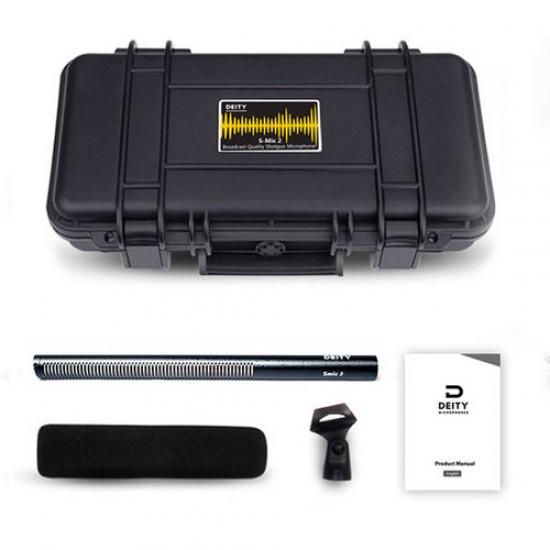 Deity Microphones S-Mic 2 Moisture-Resistant Shotgun Microphone