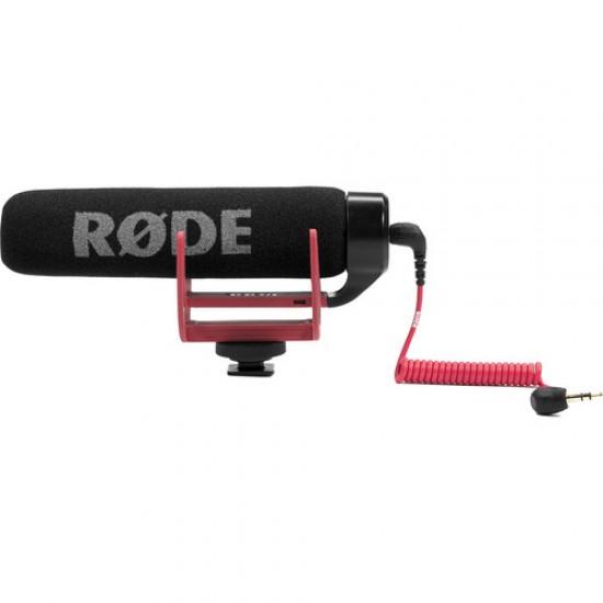 Rode VideoMic GO Camera-Mount Shotgun Microphone