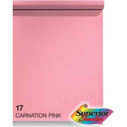 Superior Seamless Photography Background Paper #17 Carnation Pink