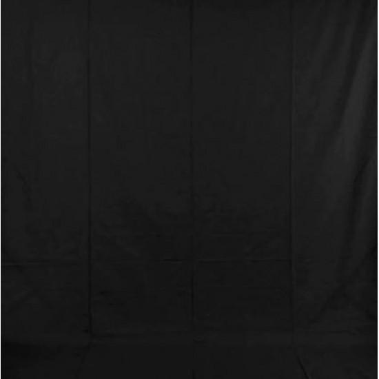 Non-Woven Background Cloth (3m x 6m) - Black