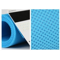 Non-Woven Background Cloth (3m x 6m) - Light Blue
