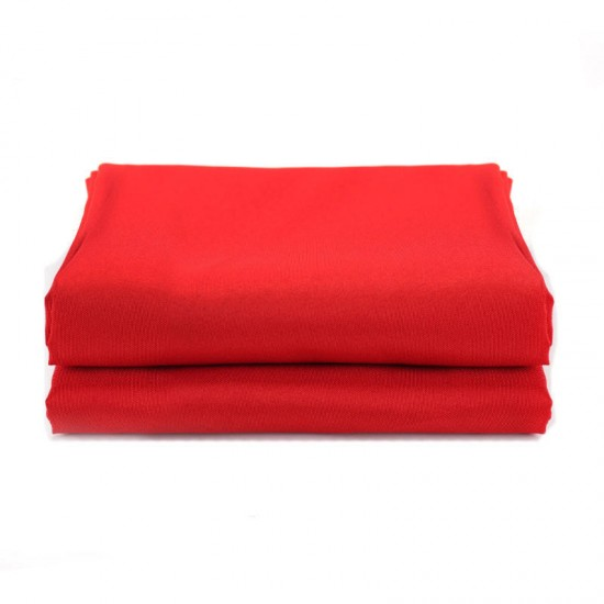 Background Muslin Cloth 3m x 6m (Red)