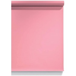 Superior 1.35*10 m Seamless Background Paper (#17 Carnation Pink)