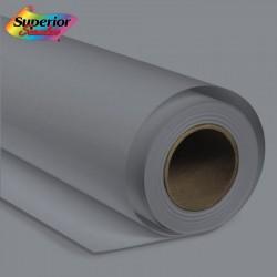 Superior 1.35*10 m Seamless Background Paper (#21 Pursuit Grey)