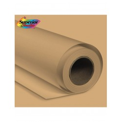 Superior 1.35*10 m Seamless Background Paper (#26 Pongee)
