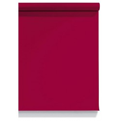 Superior 1.35*10 m Seamless Background Paper (#27 Flame)
