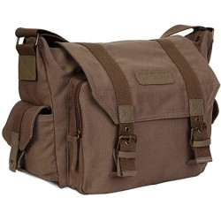 Caden Sling Camera Bag F1 - Coffee