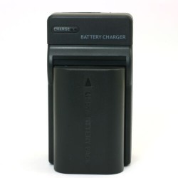 Neutral Battery Charger for Canon LP-E6, LP-E6N