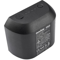 Godox WB26 Lithium-Ion Battery (Rechargeable) for AD600Pro Flashes (28.8V, 2600mAh)