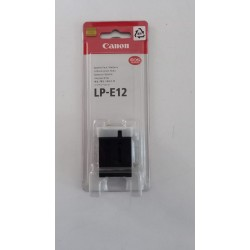 Original Canon LP-E12 OEM battery