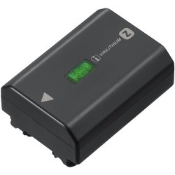 Sony NP-FZ100 Rechargeable Lithium-Ion Original Battery (2280mAh)