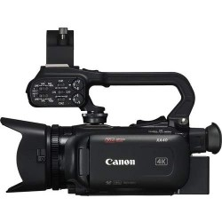 Canon XA40 4K UHD Professional Camcorder with 20x Optical Zoom Lens
