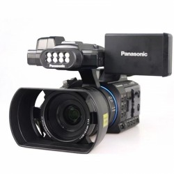 Panasonic HC-PV100 AVCHD Video Camcorder with Built-in LED Light