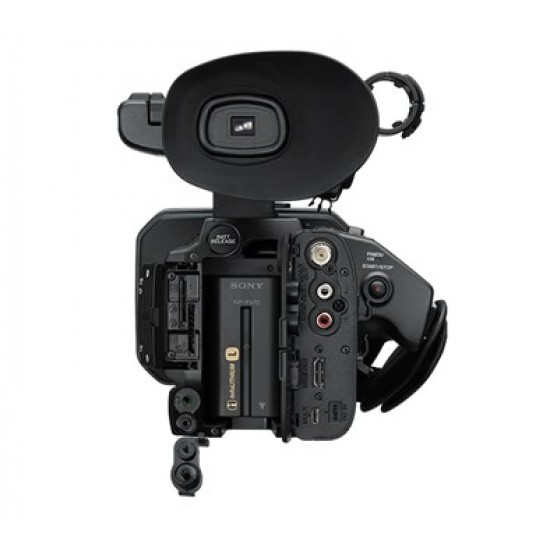 Sony HXR-NX200 4K NXCAM Videography Camcorder