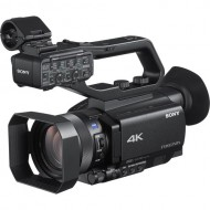 Sony HXR-NX80 NXCAM Professional 4K Camcorder with HDR & Fast Hybrid AF