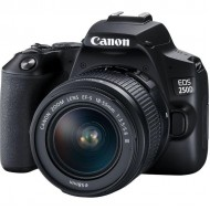 Canon EOS 250D DSLR Camera with EF-S 18-55mm f/3.5-5.6 III Lens