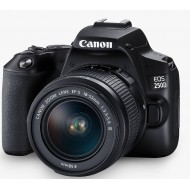 Canon EOS 250D DSLR Camera with EF-S 18-55mm f/4-5.6 IS STM Lens (Canon EOS Rebel SL3)