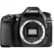 Canon EOS 80D (Body Only) DSLR Camera
