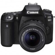 Canon EOS 90D DSLR Camera with 18-55mm IS STM Lens