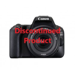 Canon EOS 200D DSLR Camera Kit with EF-S 18-55mm f/4-5.6 IS STM Lens