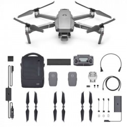 DJI Mavic 2 Pro Quadcopter Drone Fly More Combo Kit