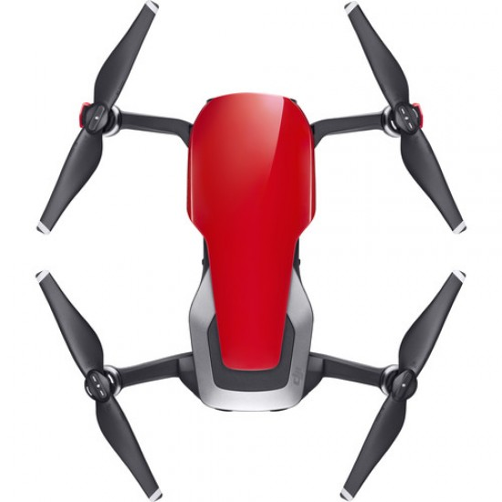 DJI Mavic Air Quadcopter Drone - Flame Red