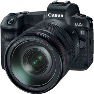 Canon EOS R Mirrorless Digital Camera with 24-105mm USM Lens + EF-EOS R Mount Adapter