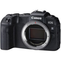 Canon EOS RP (Body Only) Mirrorless Digital Camera with EF-EOS R Adapter