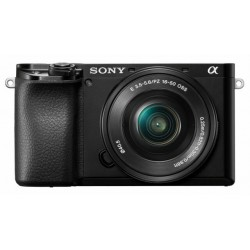 Sony Alpha a6100 Mirrorless Camera with 16-50mm f/3.5-5.6 OSS Lens