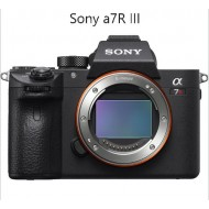 Sony Alpha a7R III Mirrorless Full-frame Digital Camera (Body Only)