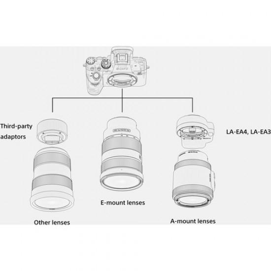 Sony Alpha a7R III Mirrorless Full-frame Digital Camera (Body Only)