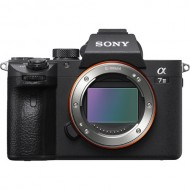 Sony Alpha a7 III Full-Frame Mirrorless Digital Camera (Body Only)