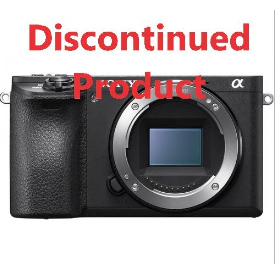 Sony Alpha a6500 Mirrorless Digital Camera (Body Only)