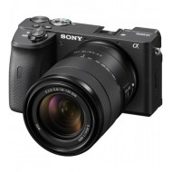 Sony Alpha a6600 Mirrorless Camera with 18-135mm f/3.5-5.6 OSS Lens